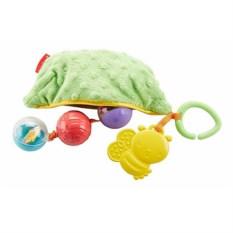 Развивающая игрушка-погремушка Fisher-Price Горошек