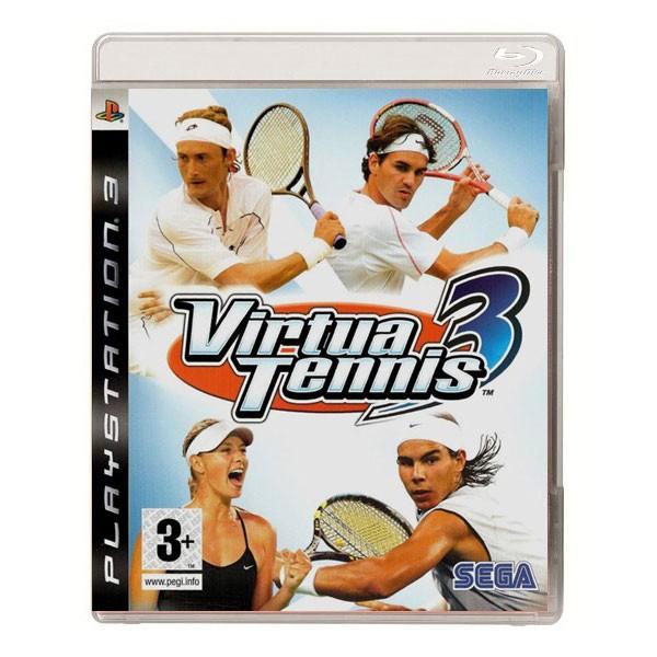 Игра Virtua Tennis 3 (PS3)