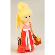 Набор для изготовления текстильной игрушки Фея Рукоделия