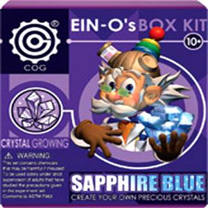 Познавательный набор «Голубой сапфир»