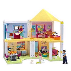 Конструктор lego-belville: Кукольный домик