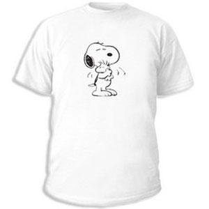Футболка Snoopy