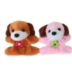 Мягкая игрушка-брелок Моя собачка, высота 8 см