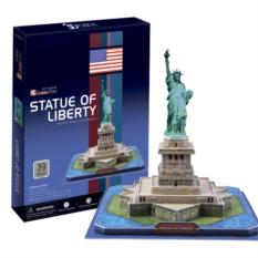 3D пазл Cubic Fun Статуя Свободы (США)