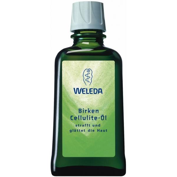 Березовое антицеллюлитное масло, 100 мл.