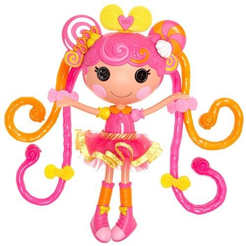 Игрушка кукла Lalaloopsy Сластена с волосами-тянучками