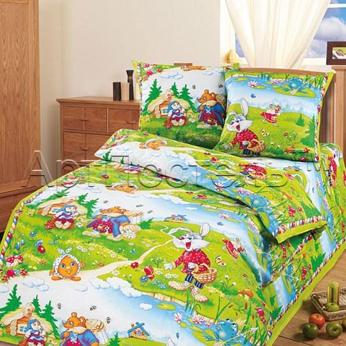 Детское постельное белье В гостях у сказки «Артпостель»