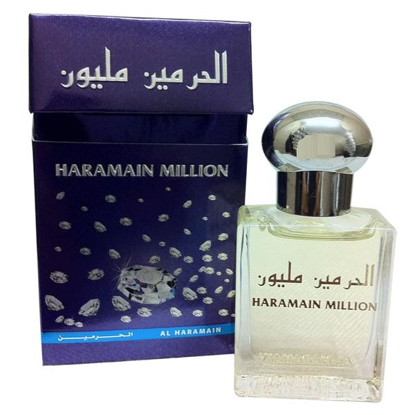 Арабские духи Haramain million / харамайн миллион,15 мл
