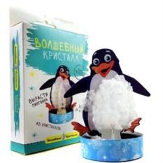 Волшебные кристаллы Пингвин