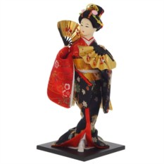 Декоративная кукла Гейша