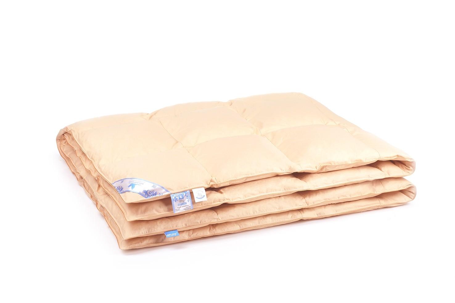 Одеяло пуховое Соната (2 спальное)