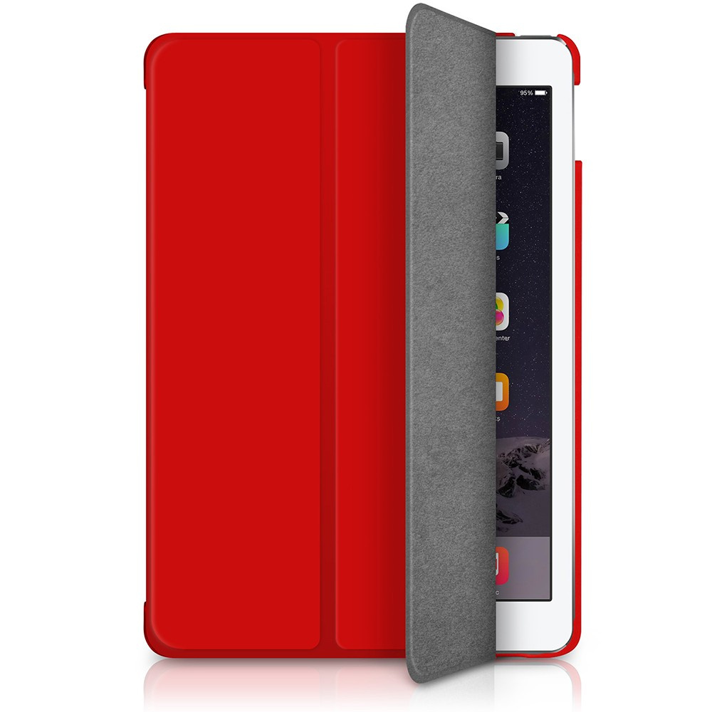 Чехол для iPad Air 2 Macally BSTANDPA2 (Red)