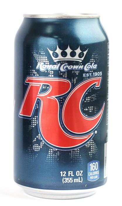 Газировка RC Cola