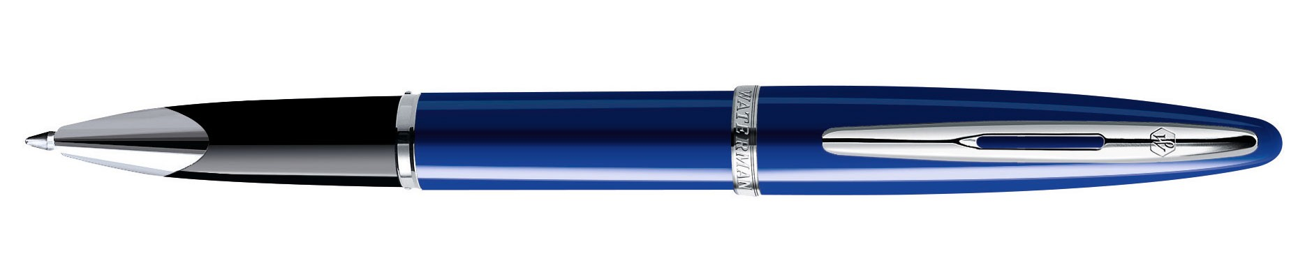 Ручка-роллер Waterman Carene Vivid Blue Lacquer ST