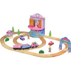 Железная дорога ROYS Кукольный паровозик