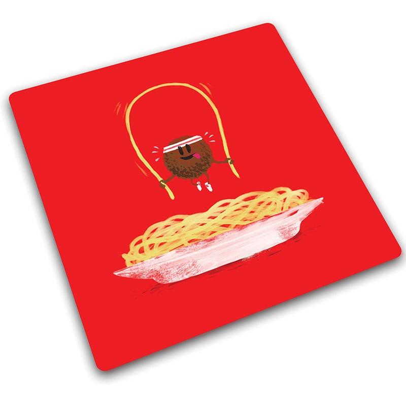Доска для готовки и защиты рабочей поверхности Meatball