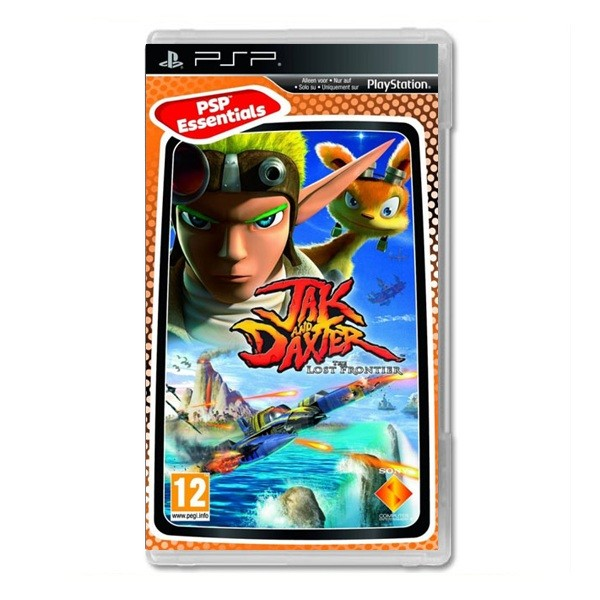 Игра Jak and Daxter: The Lost Frontier (PSP)