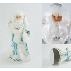 Интерьерная декоративная кукла Дед Мороз (41 см)
