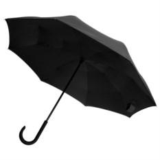 Зонт-трость Unit Style (цвет — черный)