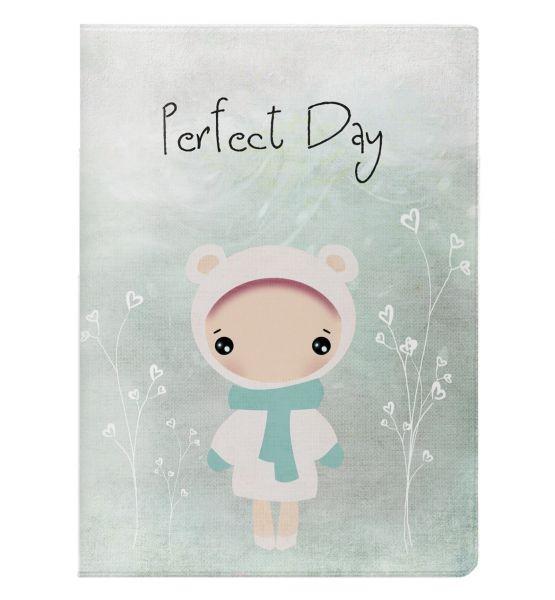 Обложка для паспорта Miusli perfect day