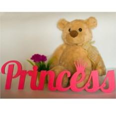 Слово для фотосессии Princess