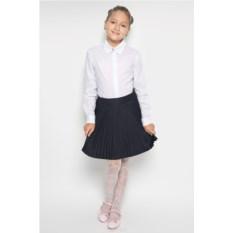 Блузка Nota Bene с отложным воротником и длинными рукавами