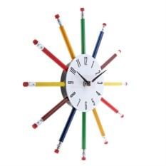 Настенные часы Лучики-карандашики