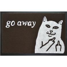 Придверный коврик Go Away