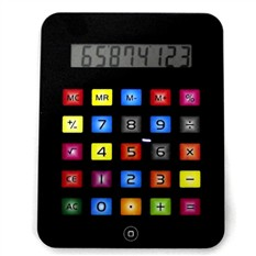 Калькулятор в виде iPad (Айпад)