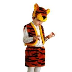 Карнавальный костюм Тигренок , 3-7 лет