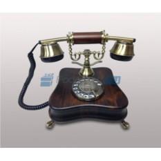 Дисковый ретро-телефон Ньютон