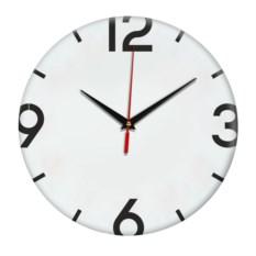 Настенные часы с крупными делителями