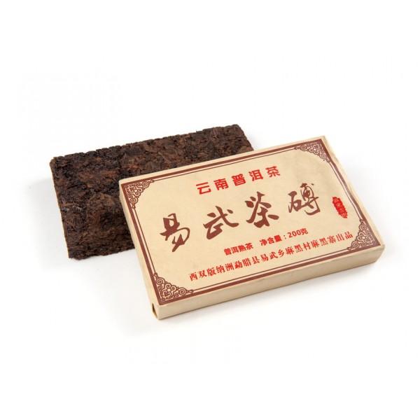 Шу Пуэр Старые Чайные Головы