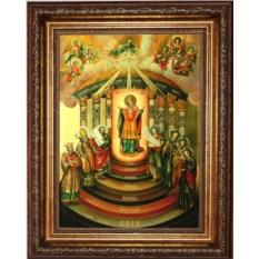 Икона Богородицы София – Премудрость Божия (Киевская)