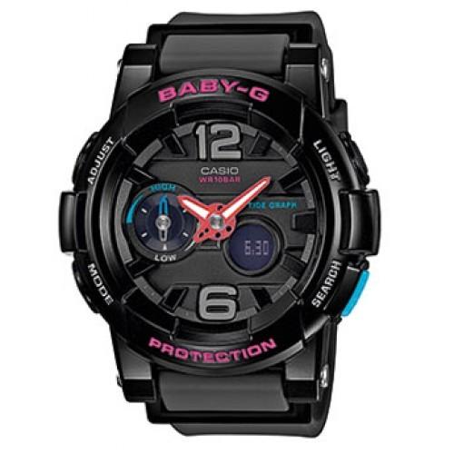Женские наручные часы Casio Baby-G BGA-180-1B