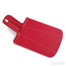 Красная разделочная мини доска Chop2pot