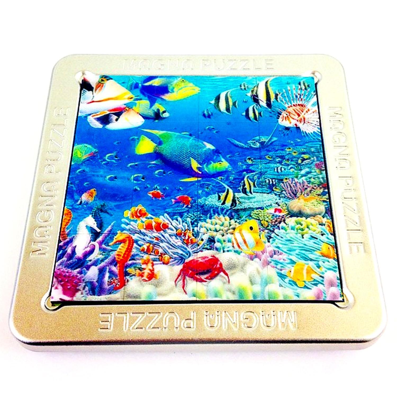 3D пазл «Тропические рыбки»