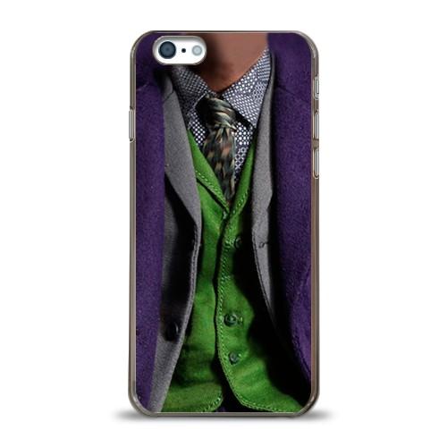 Пластиковый чехол для Apple iPhone 6 Джокер