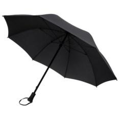 Зонт-трость Hogg Trek (цвет — черный)