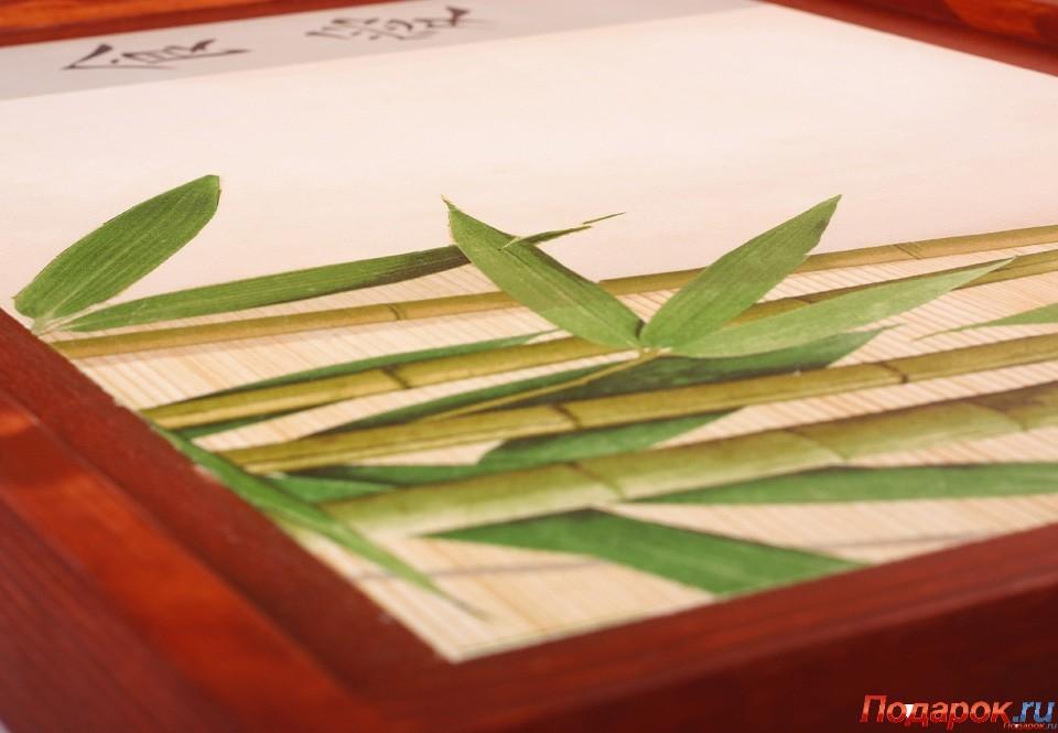 Столик для завтраков Бамбук