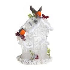 Светящийся новогодний сувенир Ледяной дом