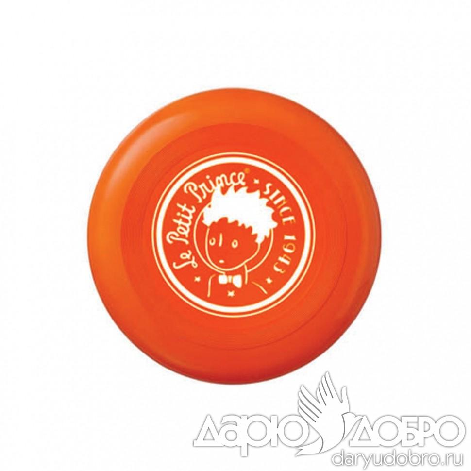 Оранжевая летающая тарелка Маленький принц