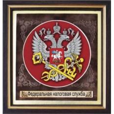 Мини-панно Герб ФНС России