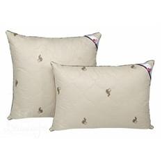 Подушка из верблюжьей шерсти Верби, 50x70, стеганая