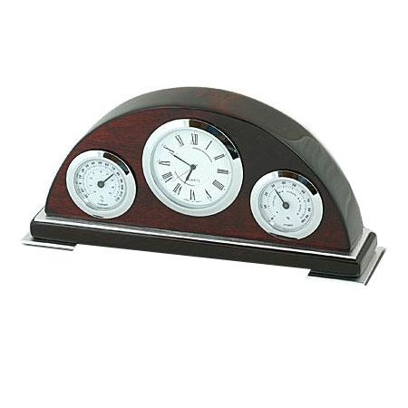 Настольные часы, термометр, гигрометр