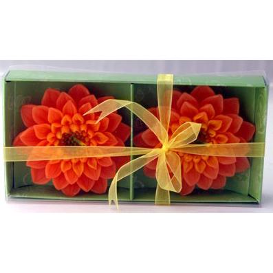 Подарочные свечи «Астры»