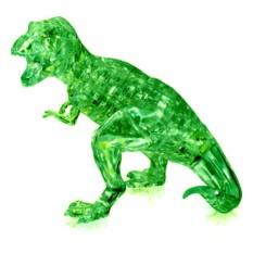 3D головоломка-пазл Зеленый динозавр