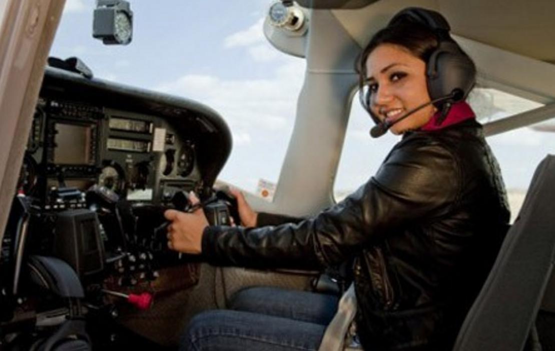 Впечатление в подарок Пилотирование легкого самолета