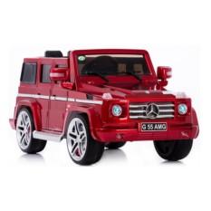 Детский электромобиль Mercedes Benz G55 AMG LUXE