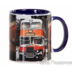 Подарочная кружка London Bus